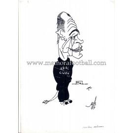 José Luis Molinuevo caricature (1962-66)