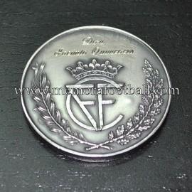 """""""JACINTO QUINCOCES"""" 1963 Silver Medal"""