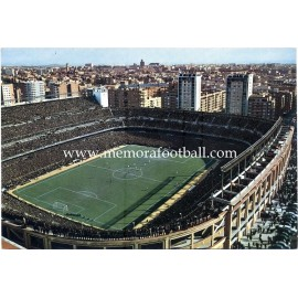 Estadio Santiago Bernabeu (Real Madrid CF) 1960s