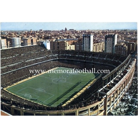 Estadio Santiago Bernabeu (Real Madrid CF) 1960s