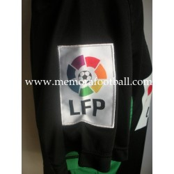 Christian Racing Santander nº3 LFP 2011-2012 v Real Madrid