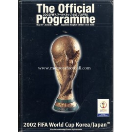2002 FIFA World Cup Official Programme