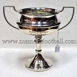 Norwich City Football Carnival 1930 Silver Plated Trophy