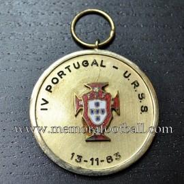 Portugal vs URSS 13-11-1983