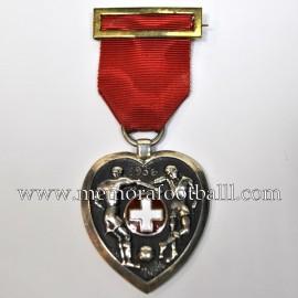 Medalla del Atlético de Madrid 1956 Trofeo Teresa Herrera