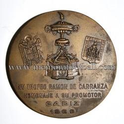 XV Ramón de Carranza Trophy 1969, Cadiz (Spain)