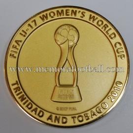 FIFA U-17 Women´s World Cup 2010 Trinidad and Tobago