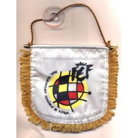 Real Federación Española de Fútbol pennant