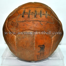 Balón de 12 paneles 1940-50s Reino Unido