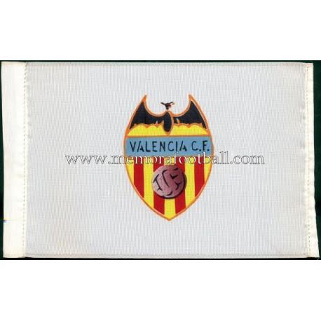 Banderita Valencia CF 1970s