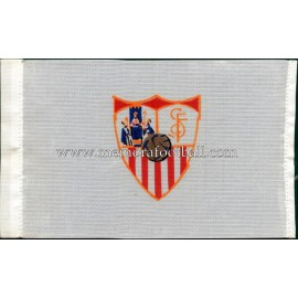 Sevilla FC 1970s little flag