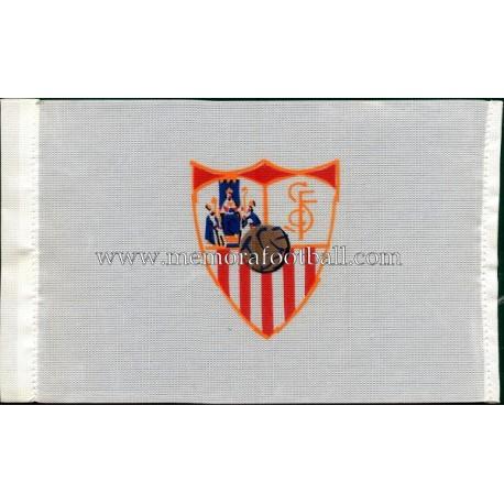 Sevilla FC 1970s little flag