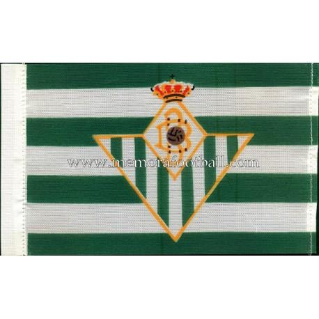 Real Betis 1970s little flag