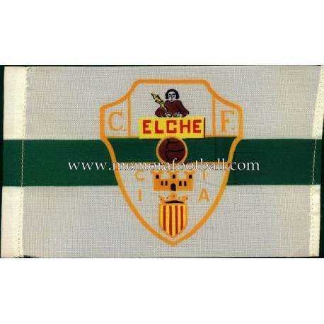 Elche CF 1970s little flag