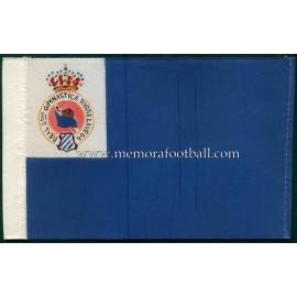 Recreativo de Huelva 1970s little flag