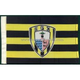 Baracaldo FC 1970s little flag