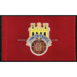 Pontevedra CF 1970s little flag