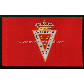 Murcia CF 1970s little flag