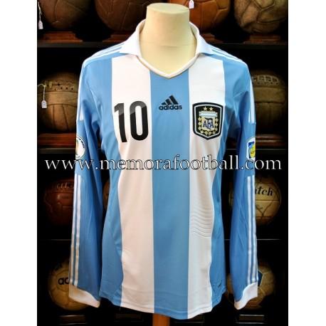 """""""MESSI"""" Selección Argentina 2012"""