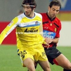 """FERNANDO NAVARRO"" RCD Mallorca nº3 LFP 2007-2008"