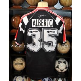 """""""ALBERTO"""" Sporting de Gijón 1997-98"""