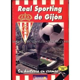 Sporting de Gijón 1995-96 sticker album