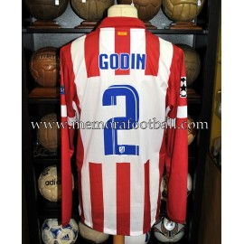 """GODÍN"" 2013-2014 Champions League Final"
