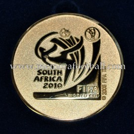2010 FIFA World Cup Preliminary Draw Official Medal
