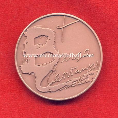 FC Barcelona Centenay 1899-1999 Commemorative coin