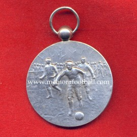 1920 British Silver Football Medal