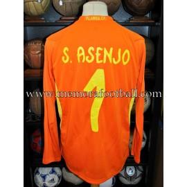 """""""ASENJO""""  Villareal CF LFP 2013-2014"""