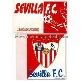 Pegatina del Sevilla CF