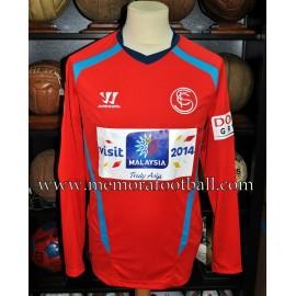 """""""BETO"""" Sevilla CF UEFA 2013-2014"""