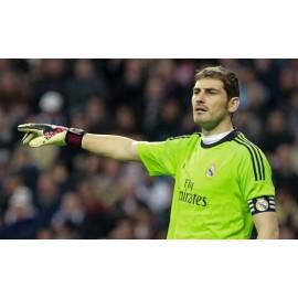 """Brazalete del Real Madrid 2012-13 """"IKER CASILLAS"""""""