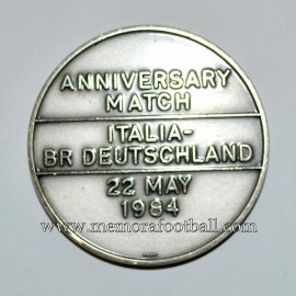FIFA 1904-1984 Anniversary Match Medal