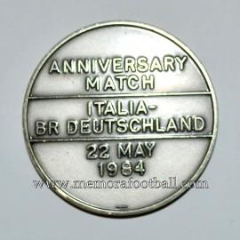 Medalla Conmemorativa de 80 años de FIFA 1904-1984