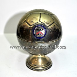 1930s Barnsley Association Football Union trophy