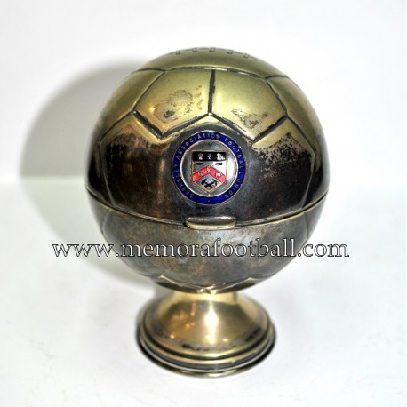 Trofeo Barnsley Association Football Union 1930s