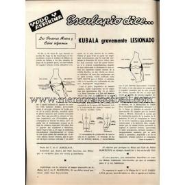 Boletín CF Barcelona nº3 May 1954