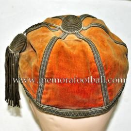 N.M.F.U 1933-34 Rugby / Fútbol cap