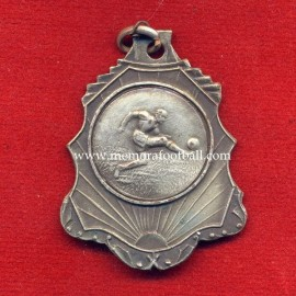 Beautiful Uruguayan silver medal. 1920s