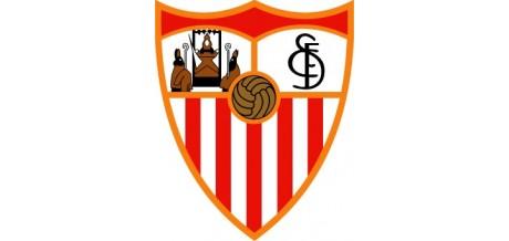 Sevilla match worn shirts