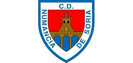 CD Numancia match worn shirts