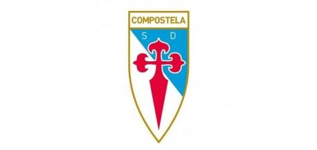 SD Compostela match worn shirts