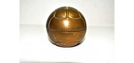 Objetos de coleccionismo de fútbol