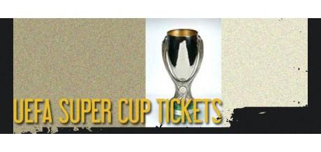 UEFA Super Cup tickets