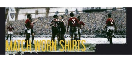 Match Worn Shirts