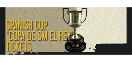 Entradas Copa de SM El Rey