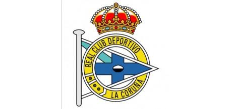 Deportivo de la Coruña match worn shirts