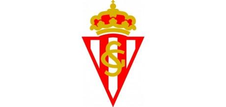 Sporting de Gijón match worn shirts